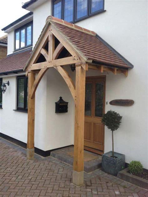 oak front door canopy  sale inspirations wooden uk
