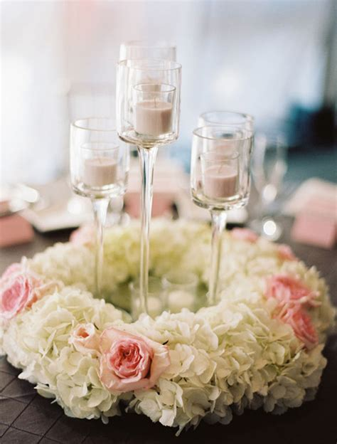 wedding reception centerpieces floating candles wedding reception centerpieces archives weddings romantique