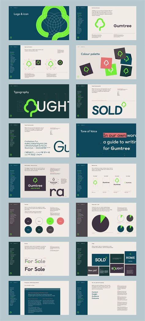 layout brand guidelines 40 best brand guidelines images on pinterest brand