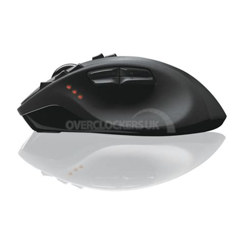 Mouse Logitech Wireless G700 logitech g700 wireless gaming mouse 910 0017 ocuk