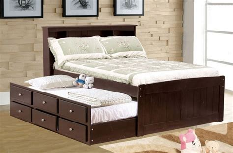 full size trundle bed full size trundle bed a thing to consider home design