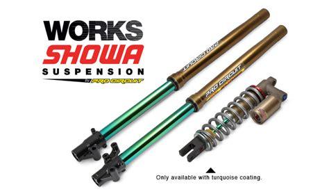 Shock Kx85 Works Suspension Mini Procircuit