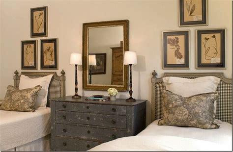 guest bedroom bed 2 twin beds in guest room home pinterest