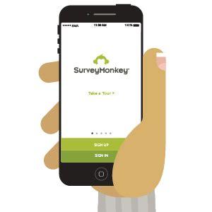 Survey Monkey - surveymonkey log in
