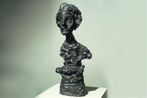 giacometti pure presence giacometti pure presence exhibition review profound portrait of the artist s progress