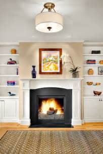 Fireplace Bookshelves Design I Bookshelves On Either Side Of My Fireplace Should