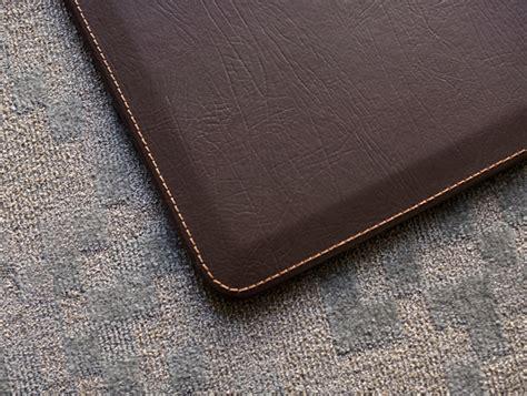 leather chair mats  american floor mats