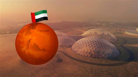 uae mars united arab emirates to build martian city on outskirts of dubai called mars city project as