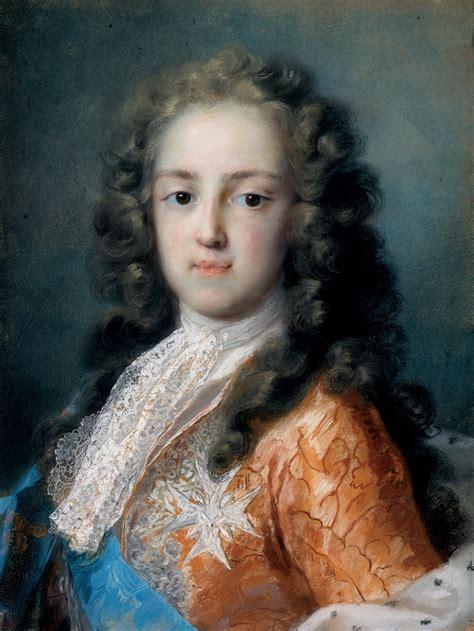 louis xv дайджест живопись старых мастеров портрет 16