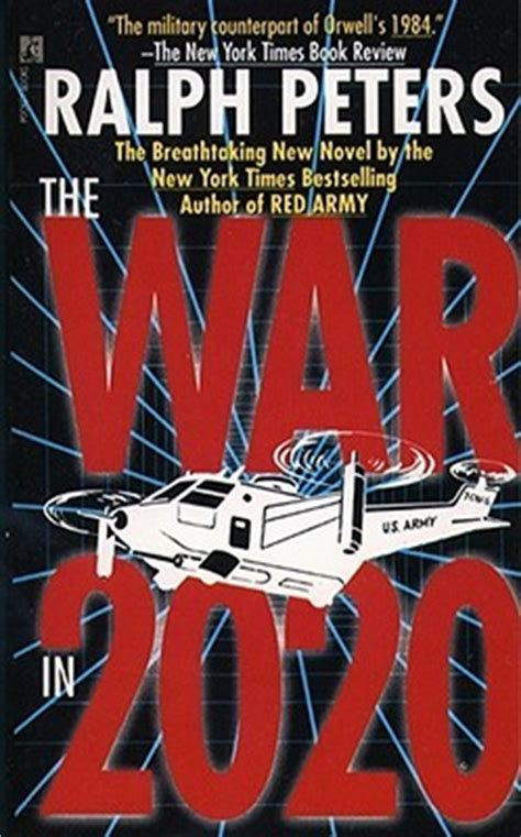 2020 world of war books the war in 2020 by ralph peters reviews discussion