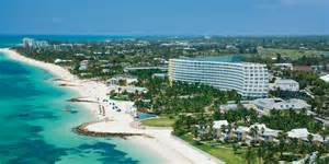 Freeport the grand lucayan resort overlooks the freeport waterfront photo by
