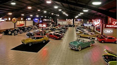 Garage Plans With Workshop by Five Of The Top Collector S Car Garages General Steel