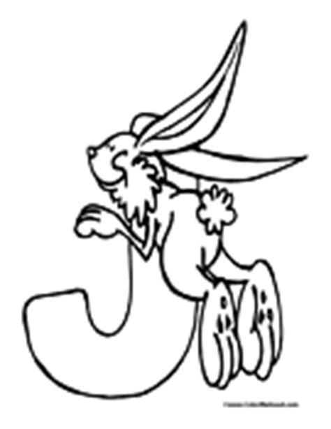 coloring pages jack rabbit jackrabbit printable coloring pages