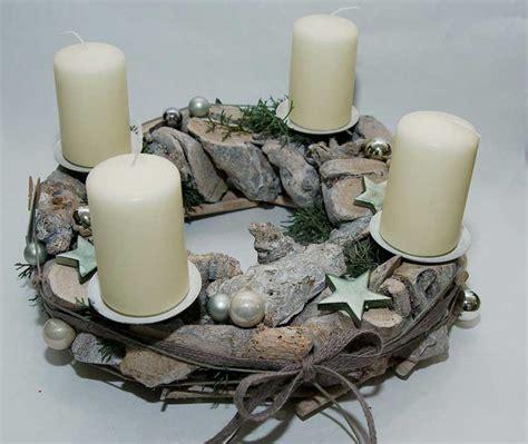 Holz Weihnachtsdeko 3124 adventskranz weihnachtsdekoration diy in wien