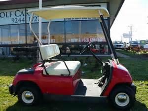 Yamaha Electric Car Price Used Yamaha G19e Electric Golf Car Golf Carts Year 2001