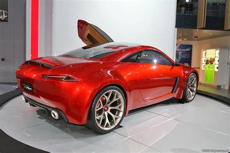 mitsubishi supercar concept 2008 mitsubishi concept ra gallery supercars