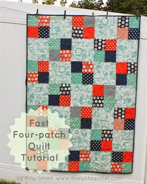 Patchwork Projects For Beginners - 25 best ideas about beginner quilt patterns on
