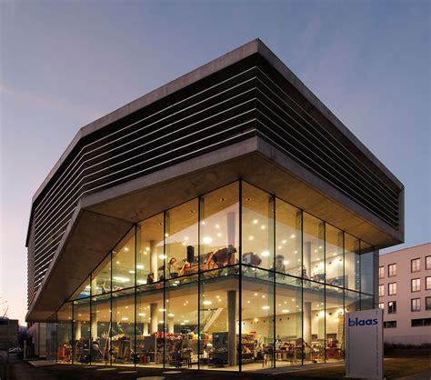 best architects oskar da riz fotografie 187 blaas headquarters monovolume architects design