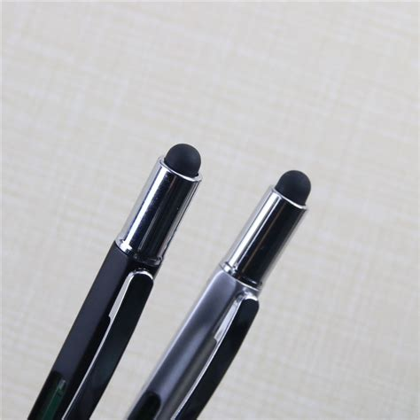 Pena Multifungsi Plastik Stylus Penggaris Level Obeng pena multifungsi metal stylus penggaris level obeng white jakartanotebook
