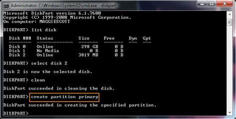 format cd via cmd how to format hard drive using command prompt in easy steps
