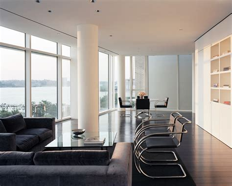 knoll home design store nyc richard meier s kojaian apartment in nyc inspiration knoll