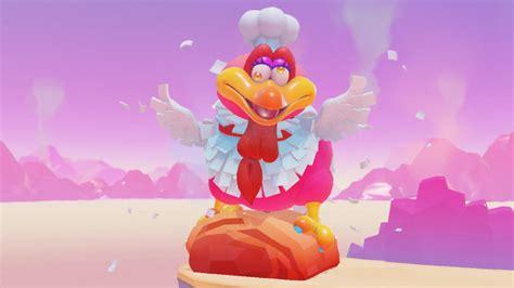 nintendo japan introduces   cook bird  super mario