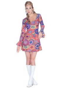 70s psychedelic dress