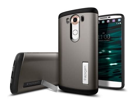 Spigen Hardcase Softcase Chasing Slim Armor For All Type top 7 best lg v10 cases and covers
