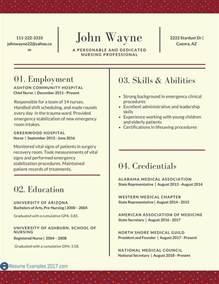 job resume template 2017 resume builder