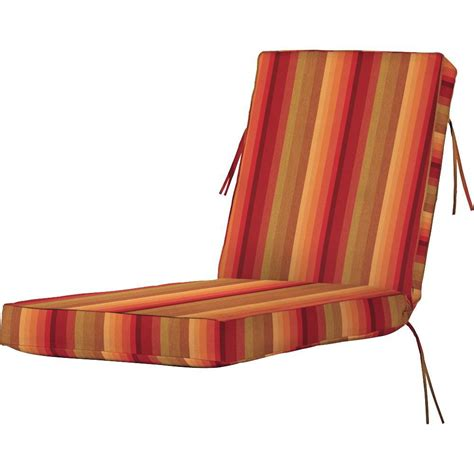 lounge pads outdoor chaises home decorators collection sunbrella maxim classic outdoor