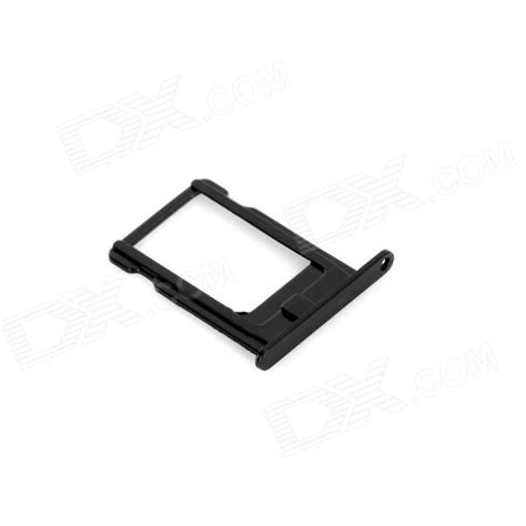 replacement metal iphone 5 nano sim card tray holder black worldwide free shipping dx