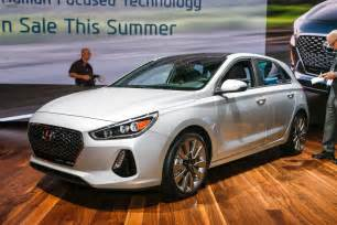 Hyundai Electra 2018 Hyundai Elantra Gt Look Motor Trend