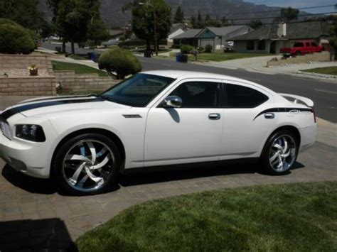 Purchase used 2007 Dodge Charger SXT Sedan 4 Door 3.5L in