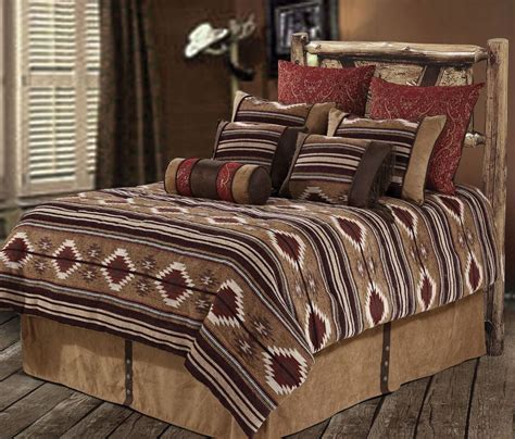 ebay bedding southwestern navaho bedding comforter set ebay