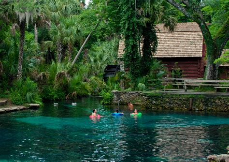 Juniper Springs Cabin by Ocala National Forest Only In Ocala Your Guide To