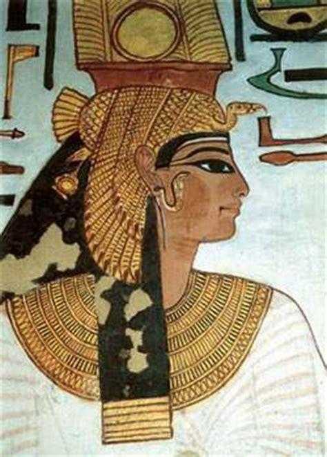 Ancient Egyptian Wall Murals queen nefertari