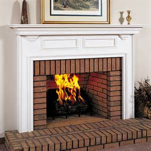 williamson custom wood fireplace mantel surround