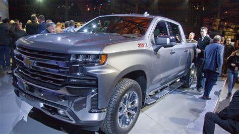 Chevrolet Lineup For 2020 by 2019 Chevrolet Silverado Preview
