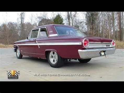1957 ford fairlane restomod classic car for sale