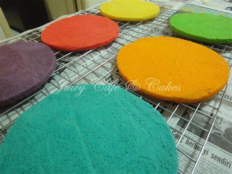 Spatula Besi Besar cafe rainbow cake