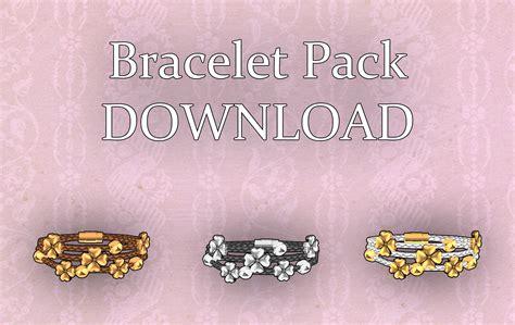 [MMD] Bracelet Pack DL by KuroKanon on DeviantArt