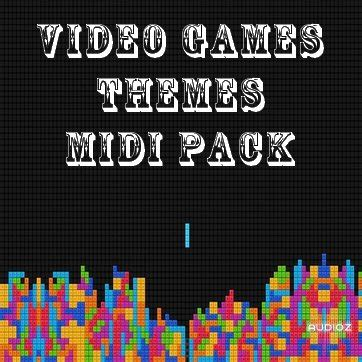 Games Themes Pack   download video games themes midi pack 187 audioz