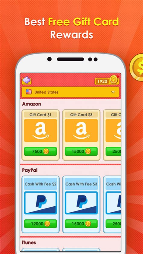 Apps That Get You Free Gift Cards - gift game free gift card apk free android app download appraw