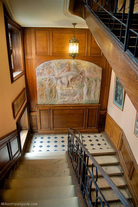 hugo house victor hugo house stairway