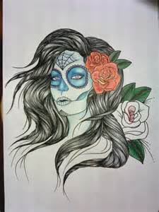 day of the dead by tokyodeathmatch on deviantart