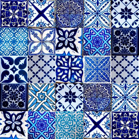 pattern moroccan tile marrakesh moroccan tiles blue random pinterest