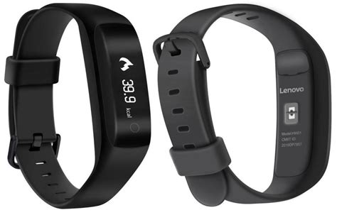 Lenovo Hw01 lenovo smart band hw01 with oled display rate