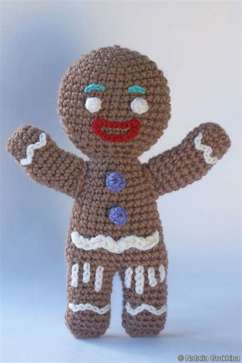 knitted gingerbread free pattern knitted gingerbread spicy crafts crocheting