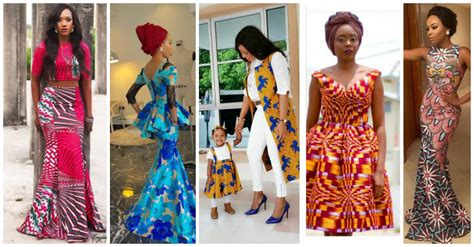 latest style in nigerian ovation nigeria ankara wedding ovation styles