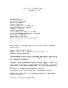 Executive Meeting Minutes Template by Executive Meeting Minutes Template Bestsellerbookdb